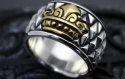ダイヤのキング brassリング